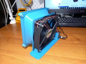 Smoke Extractor / Odsávač kouře